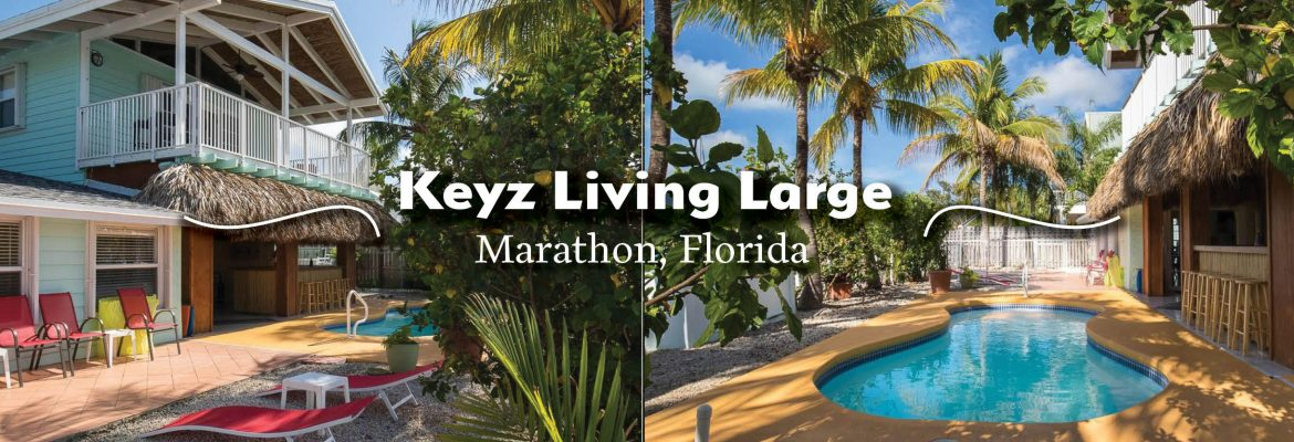 "Florida Keys vacation home ""Keyz Living Large"""