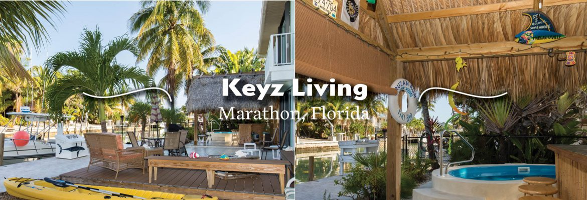 "Florida Keys Vacation Rental Home ""Keys Living"""