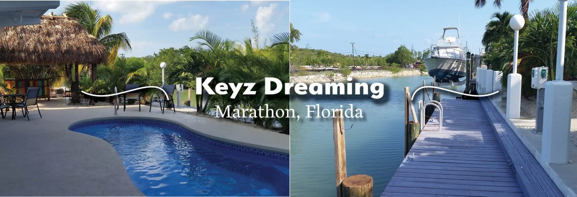"Florida Keys vacation home rental ""Keys Dreaming"""
